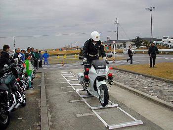 タカラ試乗会